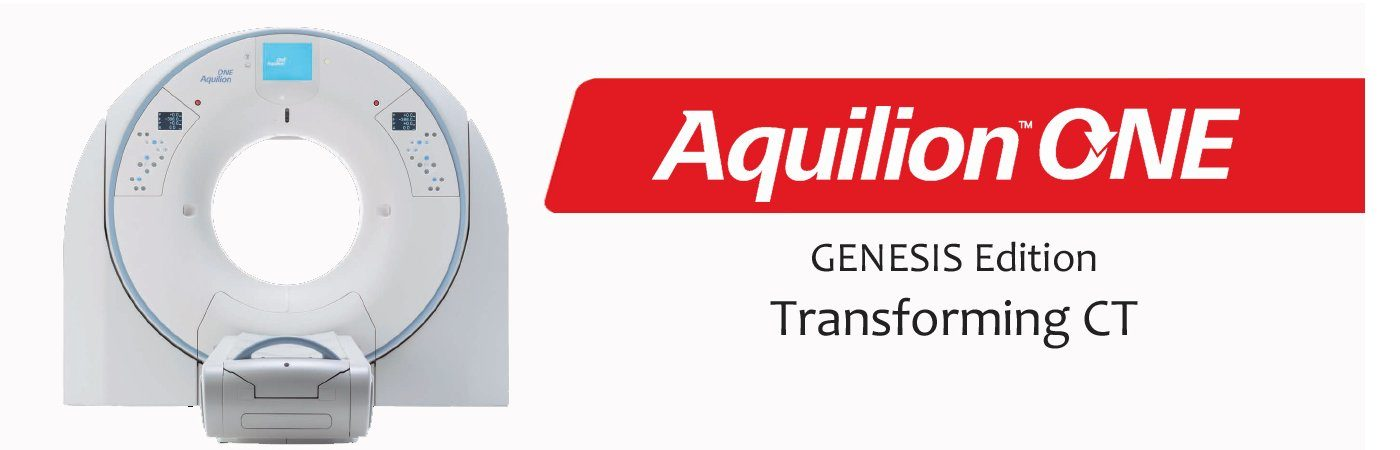 Aquilion One - Transforming CT by Canon