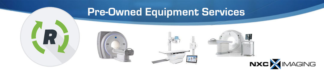 Pre Owned Equipment Services