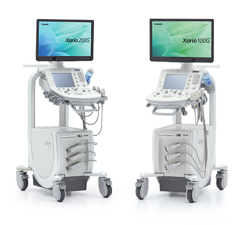 Xario G Series ultrasound sold by NXC Imaging