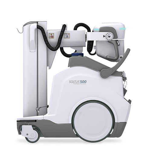 Canon Mobile digital x-ray SOLTUS by NXC Imaging