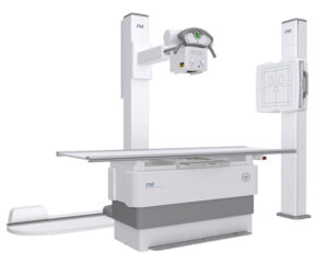 Canon FM x-ray system
